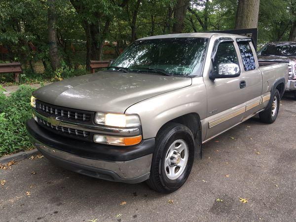 2001 chevy silverado 1500 transmission