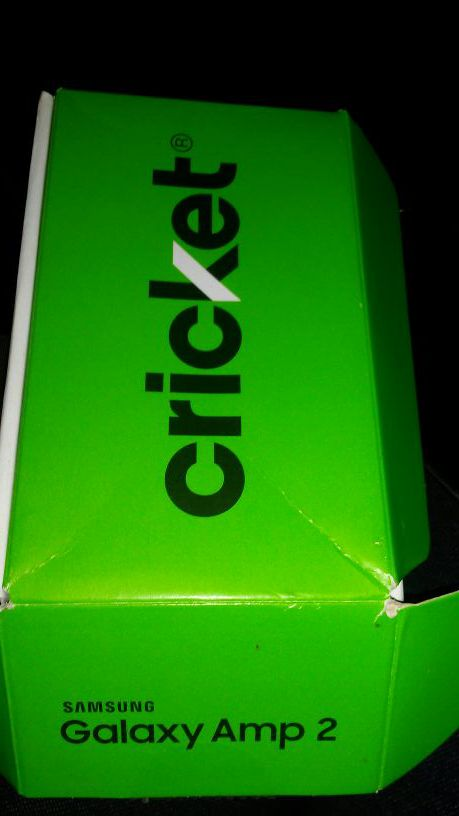 CRICKET CELLPHONE