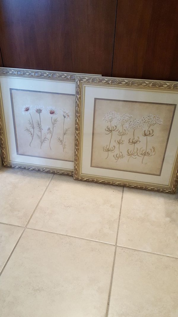 Picture Frames For Any Room Or Office Selling 15 Each Paid 35