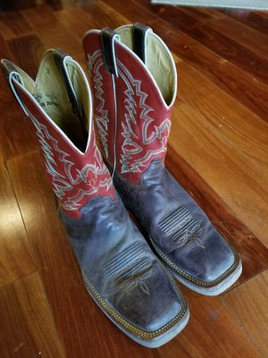 Justin Boots Size 13D for Sale in Seattle, WA