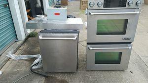 Jenn-Air double over/ dishwasher/ range for Sale in Austin, TX