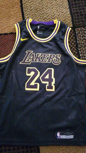 c6b7a610fd8 Nike Kids black lakers Kobe Bryant jersey for Sale in El Mirage, AZ