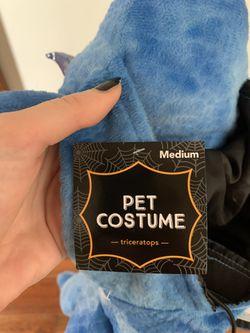 Dinosaur Pet Costume Thumbnail