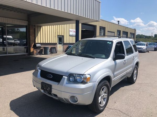 2005 Ford Escape Hybrid 36 Mpg City Clean Carfax Financing Available