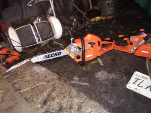 Echo chainsaws for Sale in Spring Hill, FL