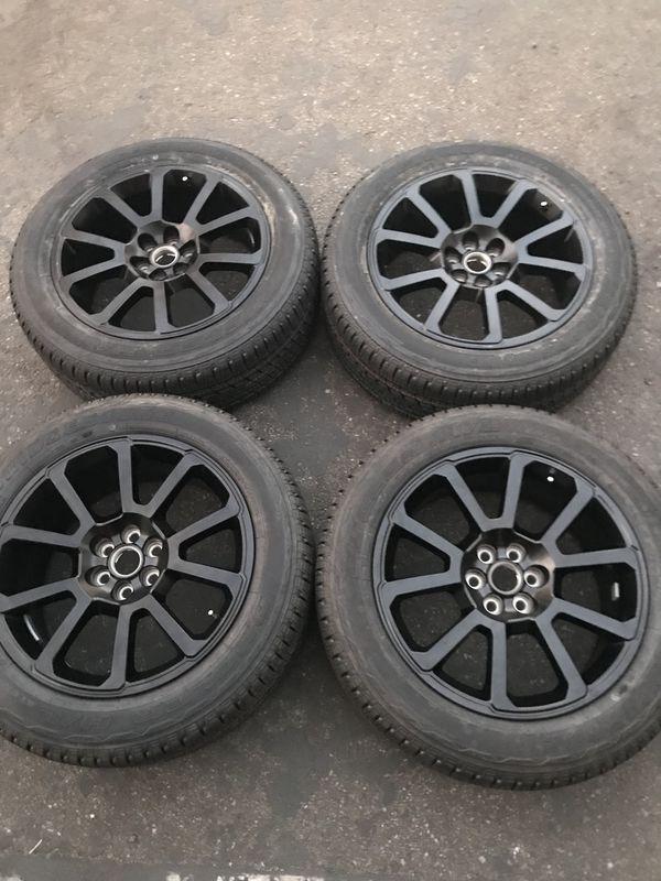 20 Chevy Colorado Gmc Canyon Midnight Edition Factory Black Wheels
