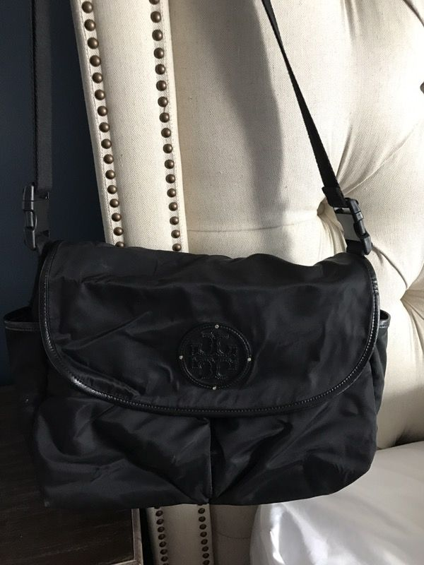 9cc6b22cdea2 Tory Burch baby bag for Sale in Plainfield