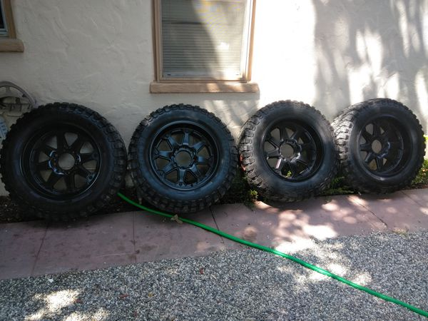Inch Rims  Lug Pattern Ford F  And F  For Sale In Modesto Ca Offerup