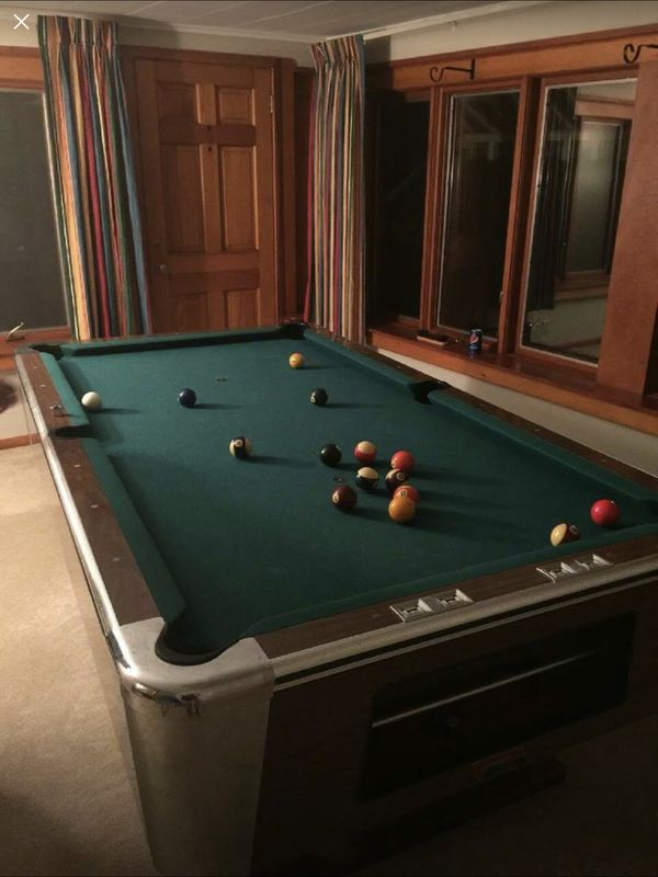 Ft Pool Table One Piece Inch Slate For Sale In Baltimore MD - Md pool table