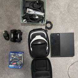 PlayStation 4 + PSVR + Games Bundle Thumbnail