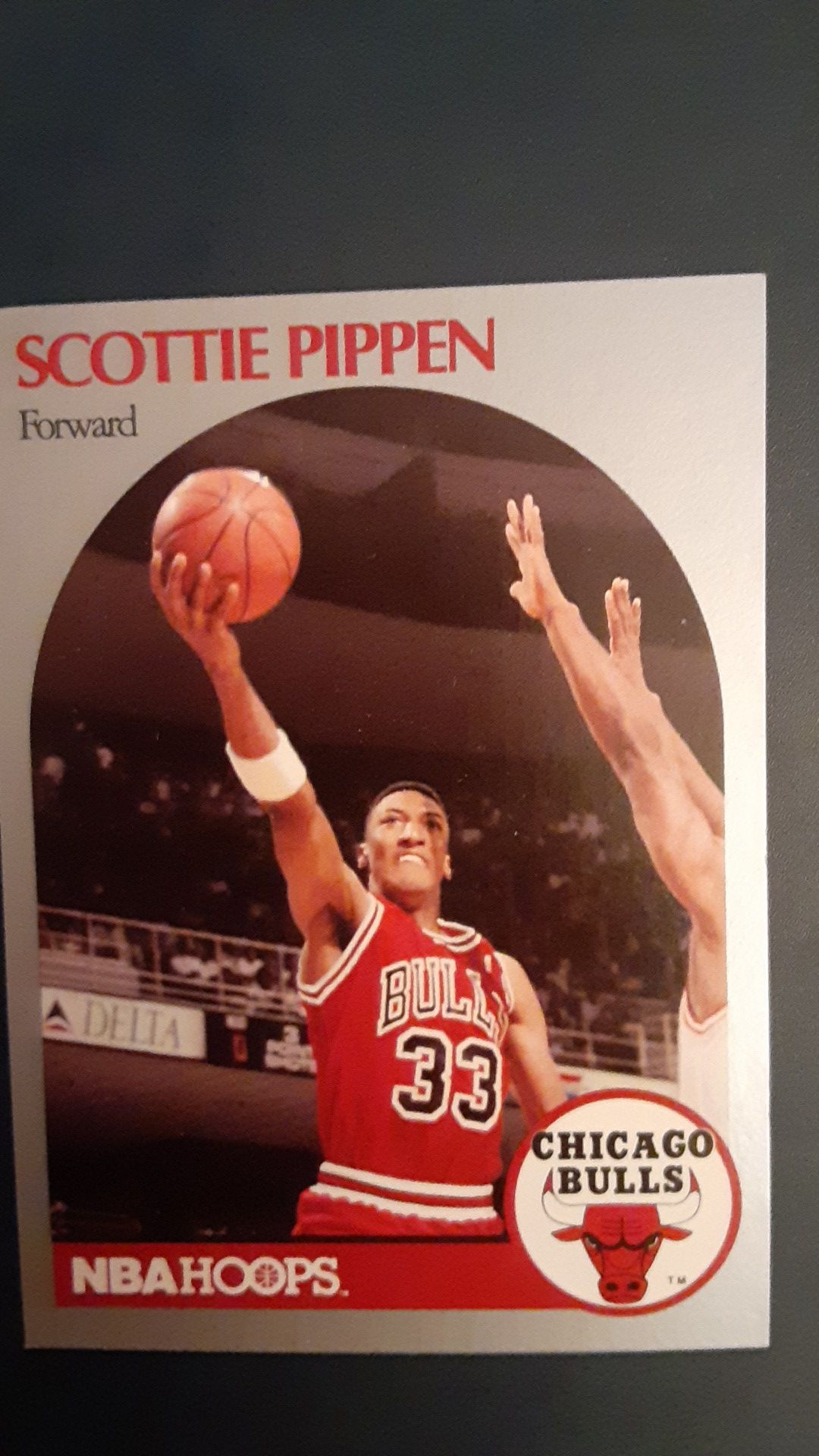 Pippen card