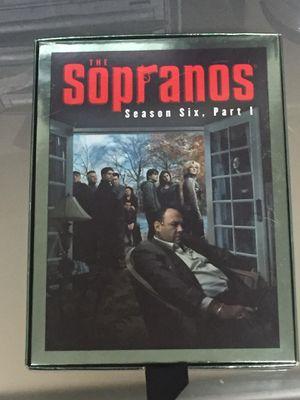Sopranos season 6 ,part 1 for Sale in Boston, MA