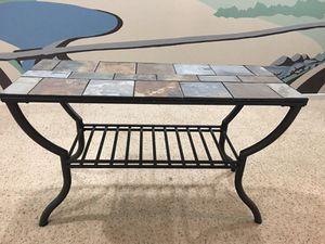 Slate console table for Sale in Spotsylvania Courthouse, VA