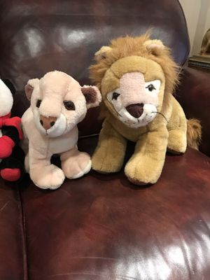 Zoo collection stuffed toys for Sale in Fairfax Station, VA
