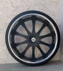 Photo 26 Inch Wheels/Tires