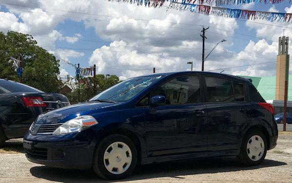 2008 Nissan Versa Cars Trucks In San Antonio Tx Offerup