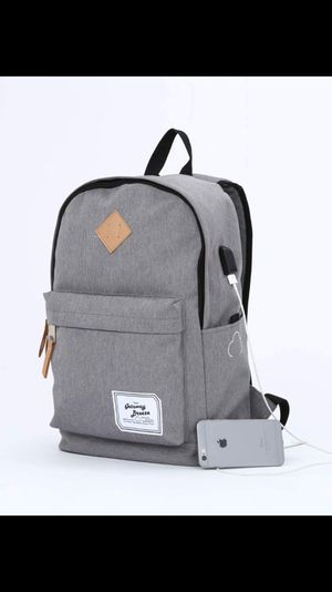 Gray Breeze Battery Backpack for Sale in New York, NY