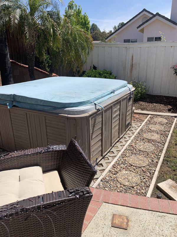 Free Hot Tub U Haul For Sale In Temecula Ca Offerup