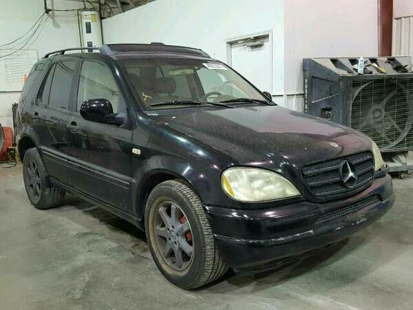Offer Up Dallas Tx >> 2000 MERCEDES W163 ML430 BLACK FOR PARTS PARTING OUT ML320 ...