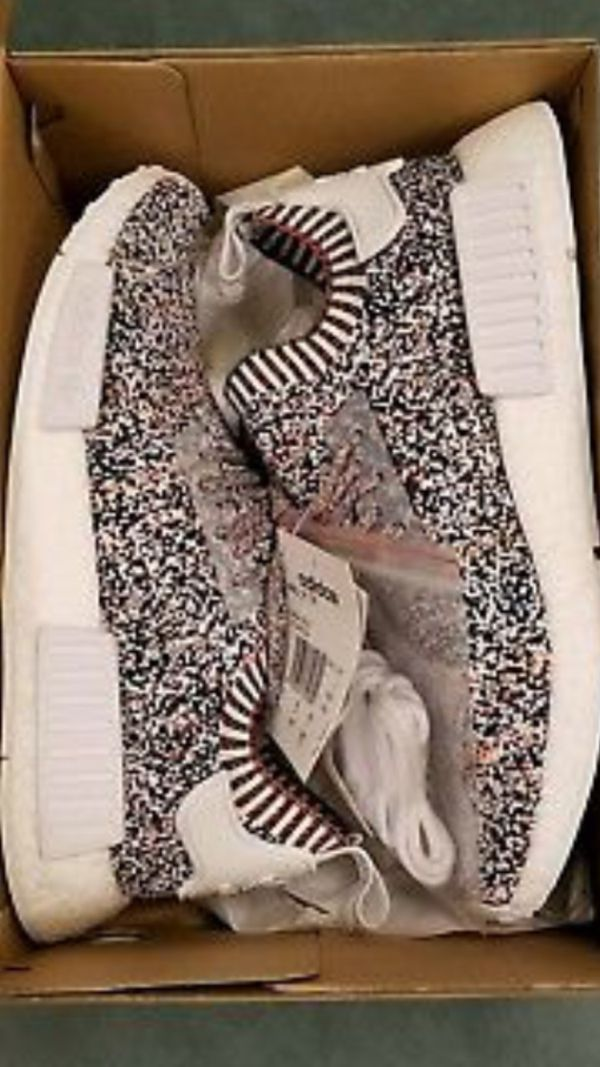1d58f18dc Adidas NMD R1 PK Primeknit Rainbow Static Multi color Mens size 12 BW1126  for Sale in Los Angeles