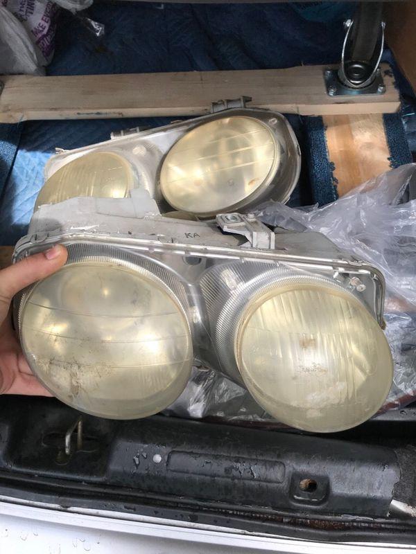 2000 Acura Integra Headlights