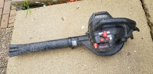 Photo Craftsman leaf blower gas line is broken so selling as is, this used to work.