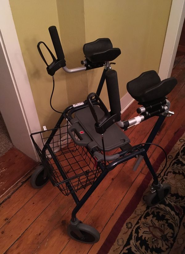 Rolling shower chair for Sale in Campton Hills, IL - OfferUp