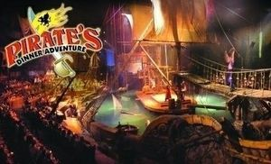 Get 4 pirates dinner show for free by doing a 90 minutes tour. for Sale in Tampa, FL