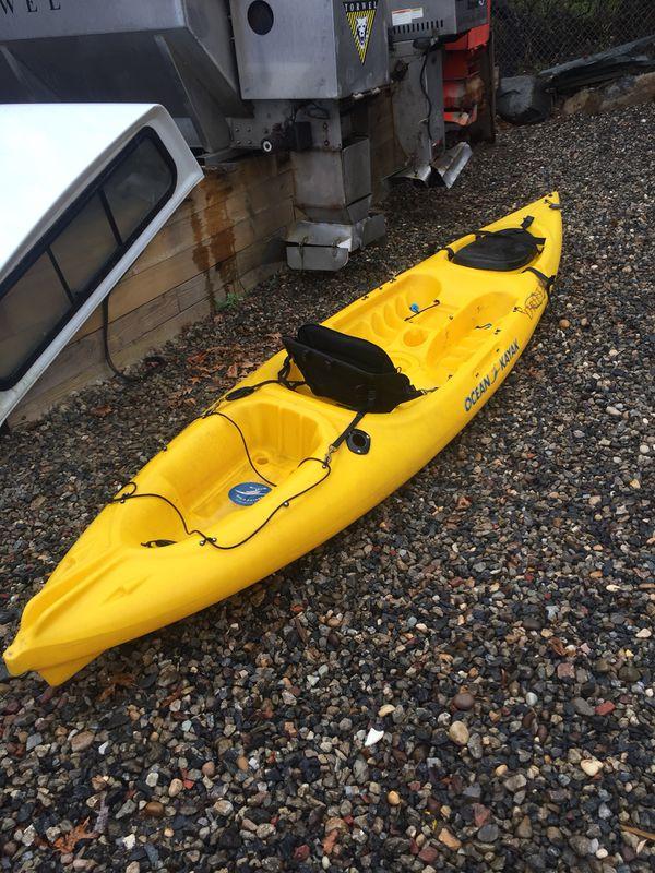 Ocean Kayak For Sale >> Ocean Kayak Drifter For Sale In Port Jefferson Station Ny Offerup