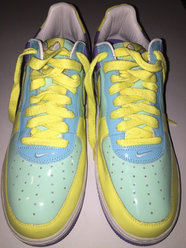 f5798c219ee8 Limited Edition Nike Easter Egg Edition used size 15 men s shoes sneakers