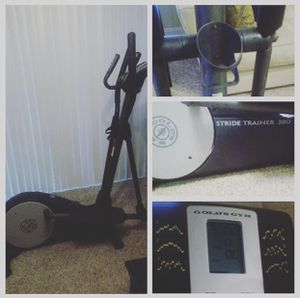 Golds Gym elliptical for Sale in Woodstock, GA