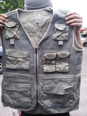 Bugle boy fishing vest for Sale in Portland, OR