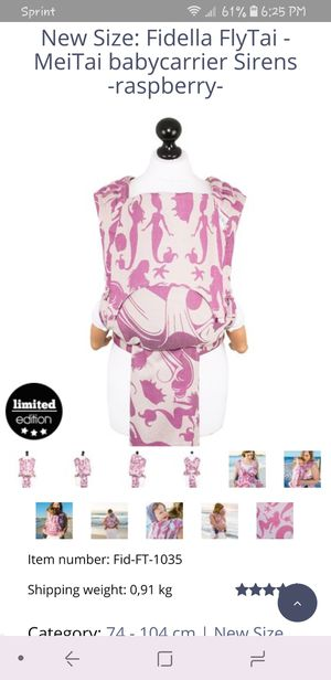 Baby Carrier for Sale in Stuarts Draft, VA