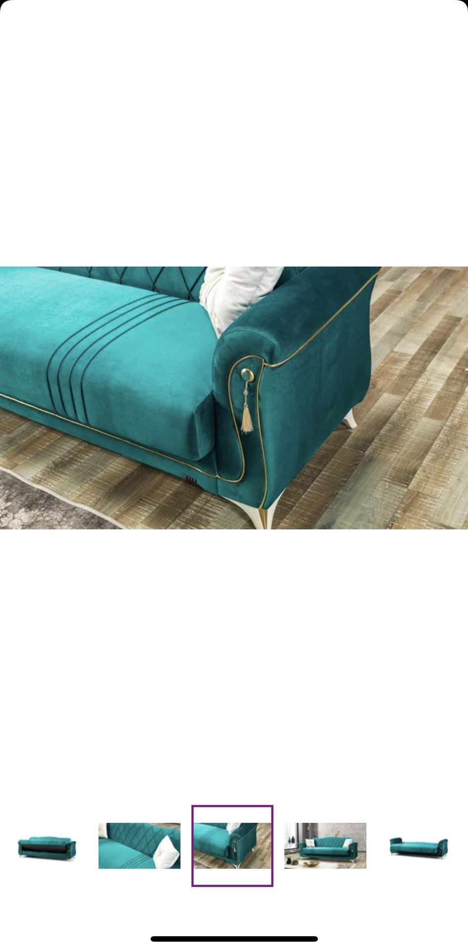 Bristol Sleeper Living Sofa