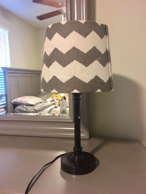 Chevron Lamp for Sale in Austin, TX