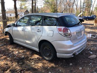 06 Toyota Matrix Part Out PARTS Thumbnail