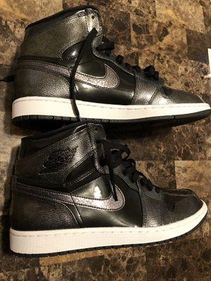 "Air Jordan 1 Retro High "" Black Patent "" US 11 (Brand New) for Sale in Houston, TX"