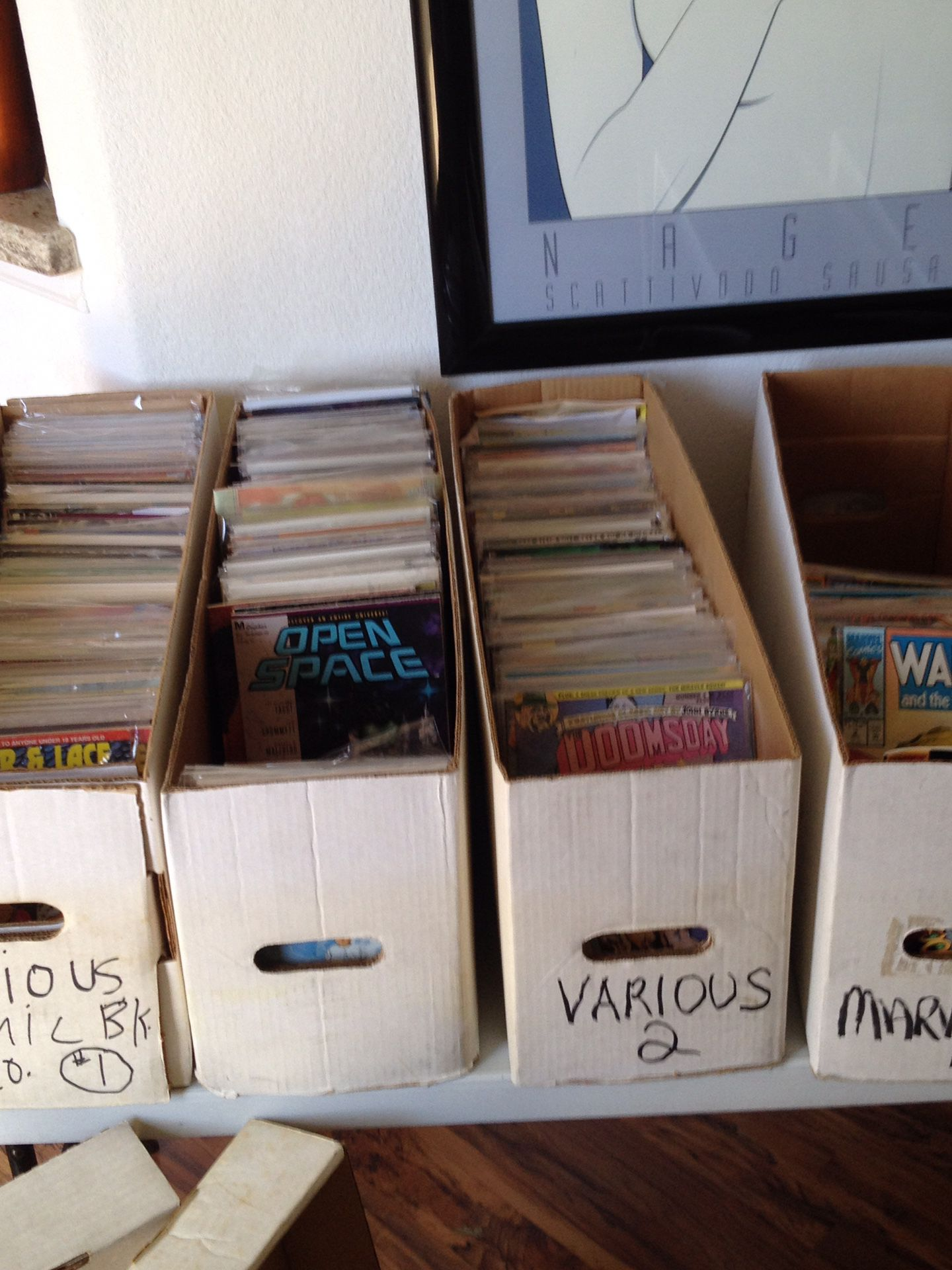 Hundreds of classic comics make an appointment to see