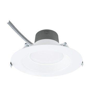 "Green Creative 6 pack - Green Creative 57870 8.5W/13.5W/21W 6"" Round LED Downlight"