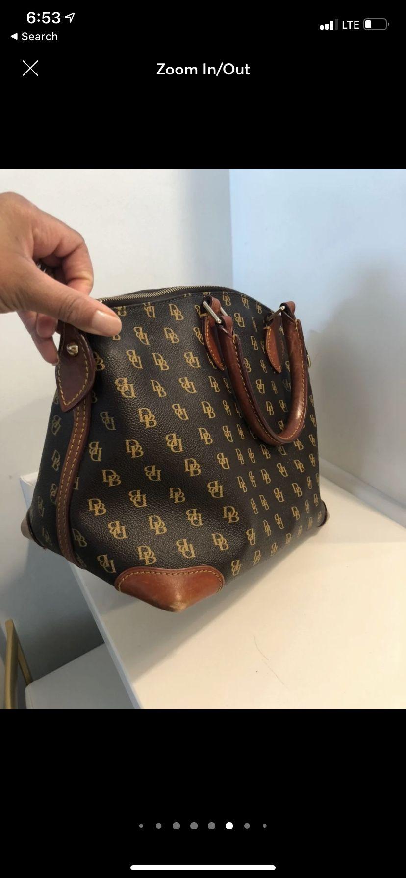 Dooney And Burke Handbag