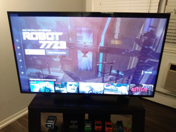 Samsung 60 Smart Tv With Tv Stand For Sale In Saint Louis Park Mn