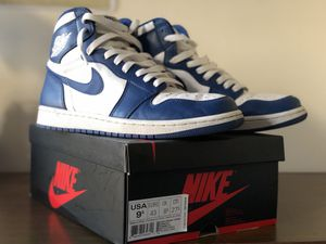 Nike Air Jordan 1 Storm Blue for Sale in Boston, MA