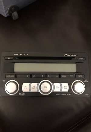 Scion/Toyota Pioneer Genuine Bass Audio System for Sale in Mesa, AZ