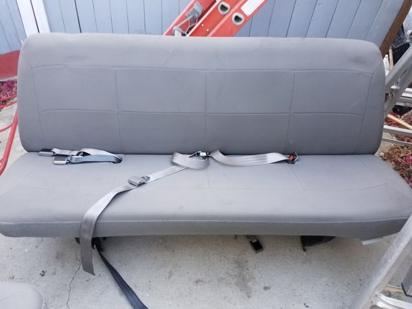 Peachy Ford Van Bench Seats For Sale In Laguna Hills Ca Offerup Andrewgaddart Wooden Chair Designs For Living Room Andrewgaddartcom