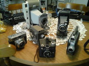 Old cameras for Sale in Boyce, VA