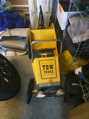 Tow Truck Pedal Car for Sale in Germantown, MD