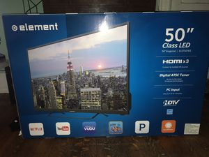 50inch Smart Tv Special sale❗️ for Sale in Philadelphia, PA