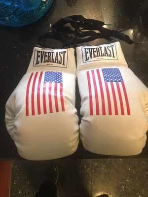 USA boxing gloves for Sale in Chicago, IL