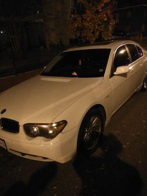 2004 BMW 745li for Sale in Washington, DC