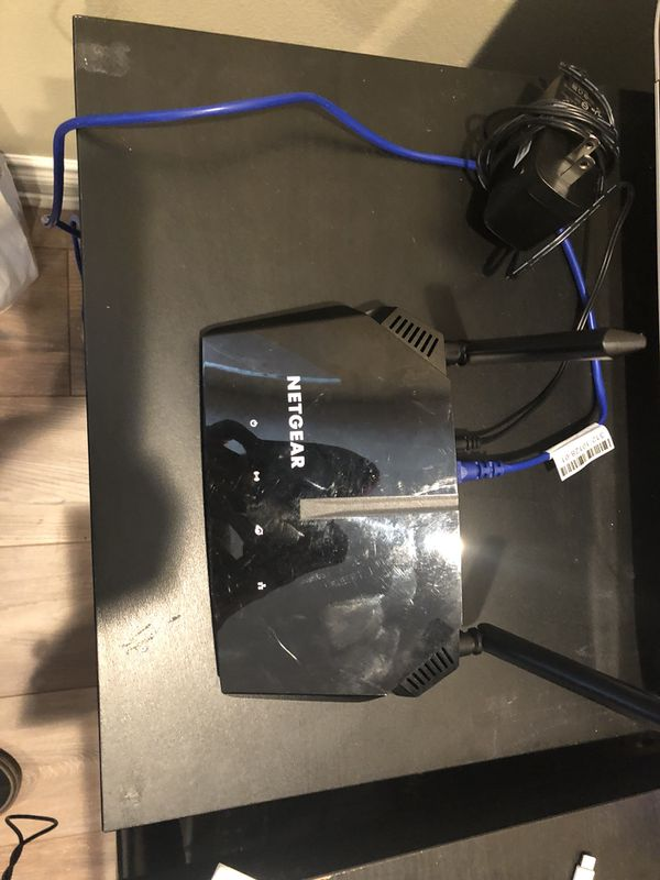 Netgear AC1200 (R6120) router for Sale in Los Angeles, CA - OfferUp